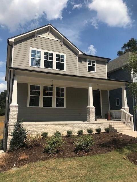 974 S Rittenhouse Way, Atlanta, GA 30316 (MLS #6729755) :: Tonda Booker Real Estate Sales