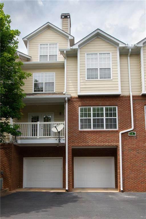 507 Spring Heights Lane SE #507, Smyrna, GA 30080 (MLS #6730824) :: North Atlanta Home Team