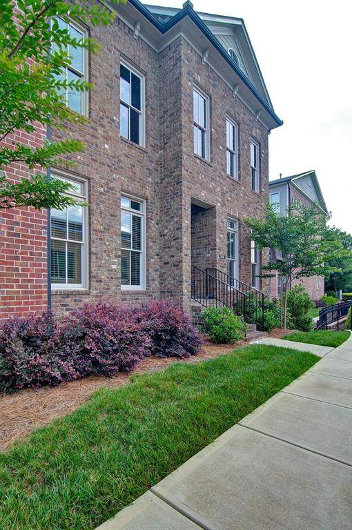 3499 Village Park Way #37, Kennesaw, GA 30144 (MLS #6731737) :: North Atlanta Home Team
