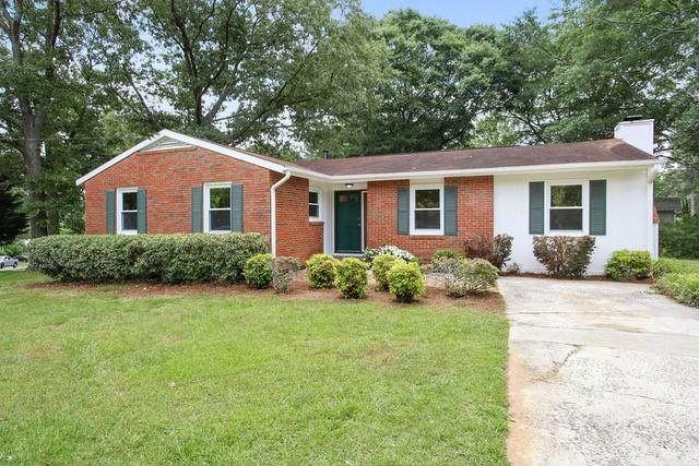 1830 Balmoral Road SE, Smyrna, GA 30080 (MLS #6731887) :: The Heyl Group at Keller Williams