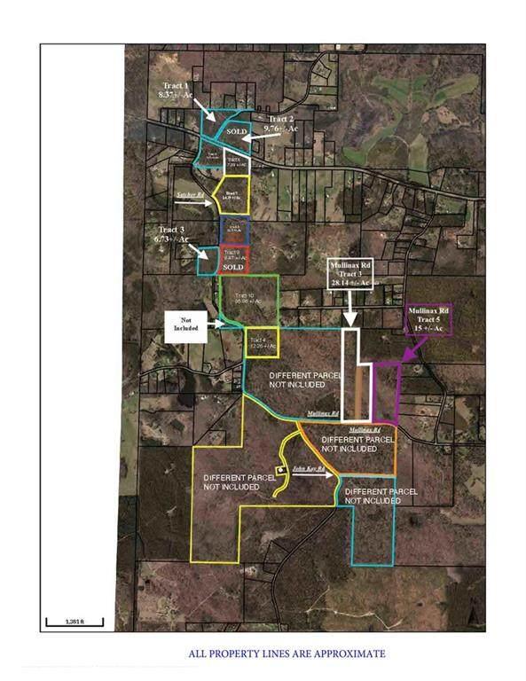 Trt 6 Euharlee Road, Taylorsville, GA 30178 (MLS #6732889) :: Kennesaw Life Real Estate