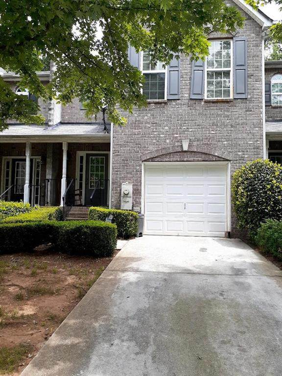 285 Fern Crest Drive, Lawrenceville, GA 30046 (MLS #6734373) :: Tonda Booker Real Estate Sales