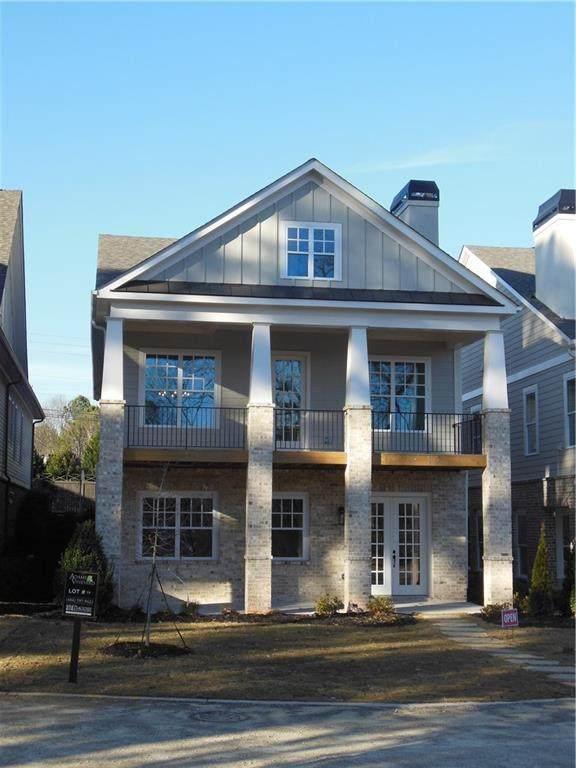 5449 Vineyard Park Trail, Norcross, GA 30071 (MLS #6735770) :: North Atlanta Home Team