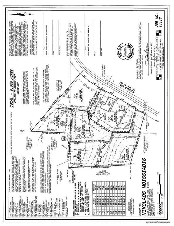 Lot 4 Nichols Road, Suwanee, GA 30024 (MLS #6736888) :: North Atlanta Home Team