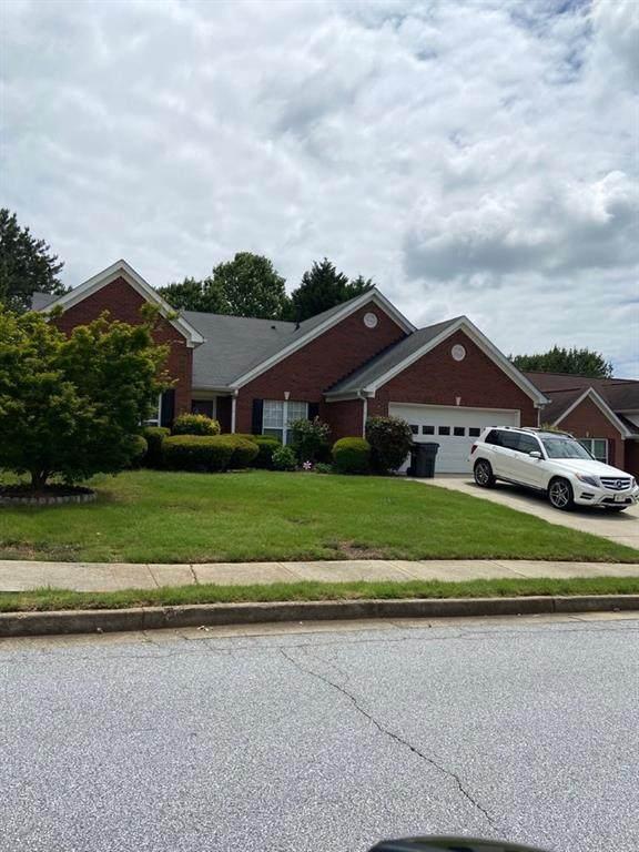 1042 Ludwick Way #1042, Lawrenceville, GA 30046 (MLS #6738912) :: North Atlanta Home Team