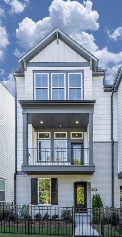 911 Katie Kerr Drive #3, Decatur, GA 30030 (MLS #6740410) :: Good Living Real Estate
