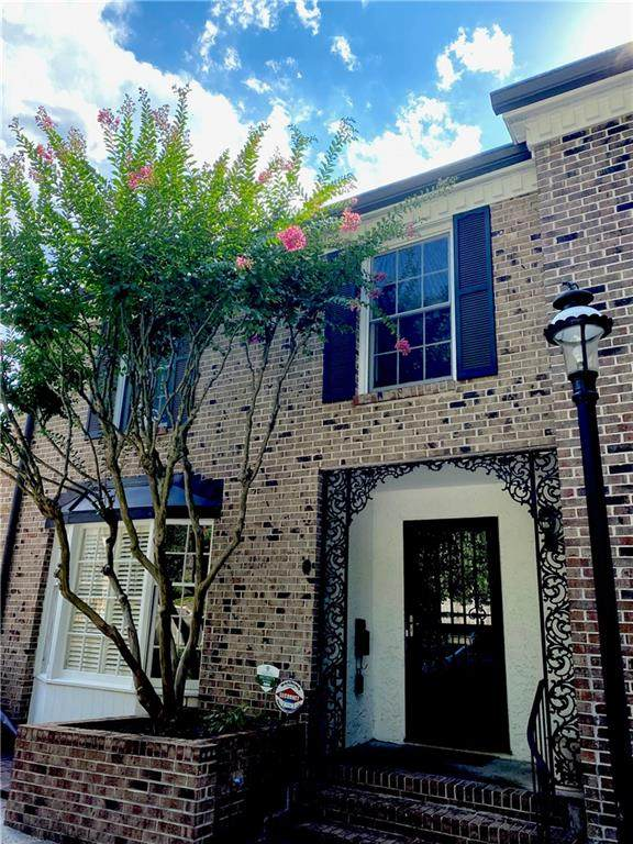 11 Ardmore Square NW, Atlanta, GA 30309 (MLS #6742323) :: Team RRP | Keller Knapp, Inc.