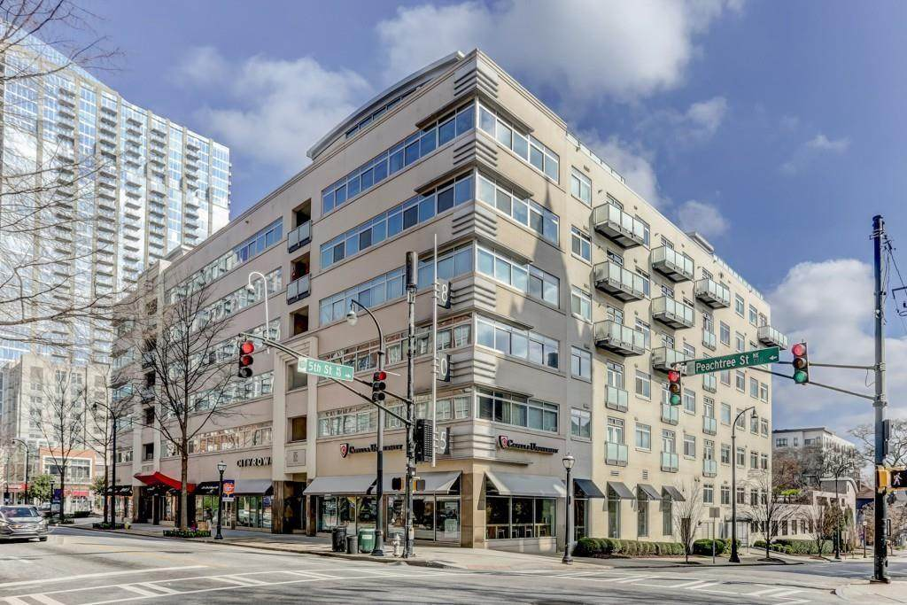 805 Peachtree Street - Photo 1