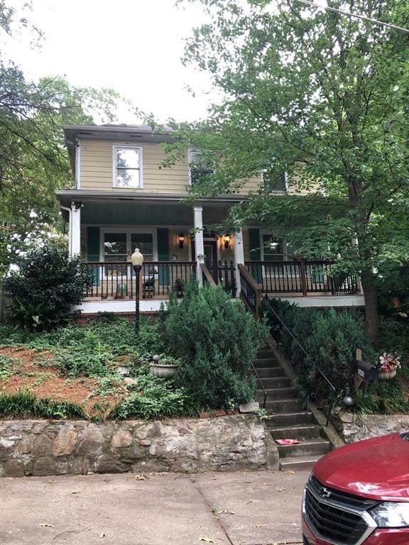 245 SW Hendrix Avenue SW, Atlanta, GA 30315 (MLS #6746191) :: Path & Post Real Estate