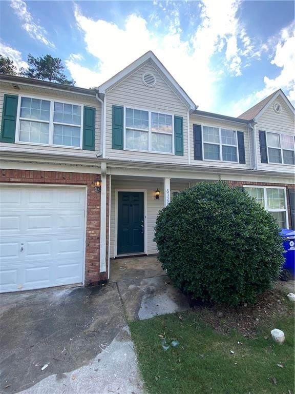 6320 Hickory Lane Circle, Union City, GA 30291 (MLS #6746430) :: Charlie Ballard Real Estate