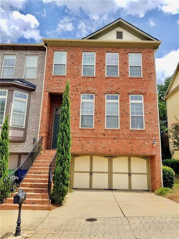 2111 Silas Way NW, Atlanta, GA 30318 (MLS #6747344) :: Path & Post Real Estate