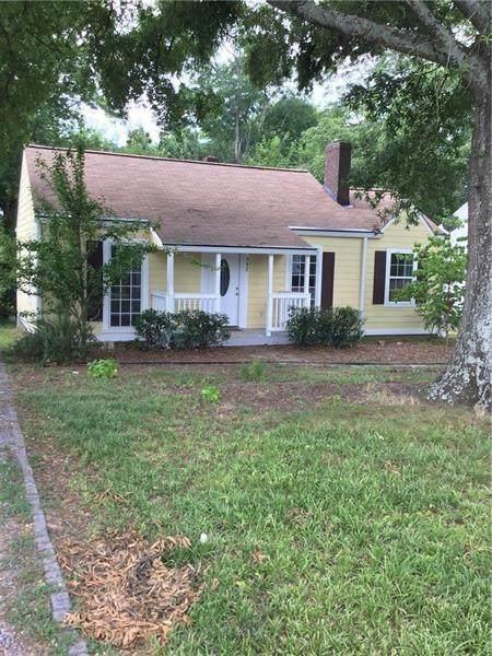 542 Waterman Street SE, Marietta, GA 30060 (MLS #6747925) :: Todd Lemoine Team