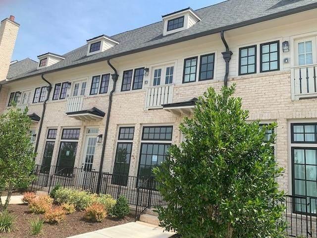 6809 Crescendo Court #246, Sandy Springs, GA 30328 (MLS #6751039) :: North Atlanta Home Team