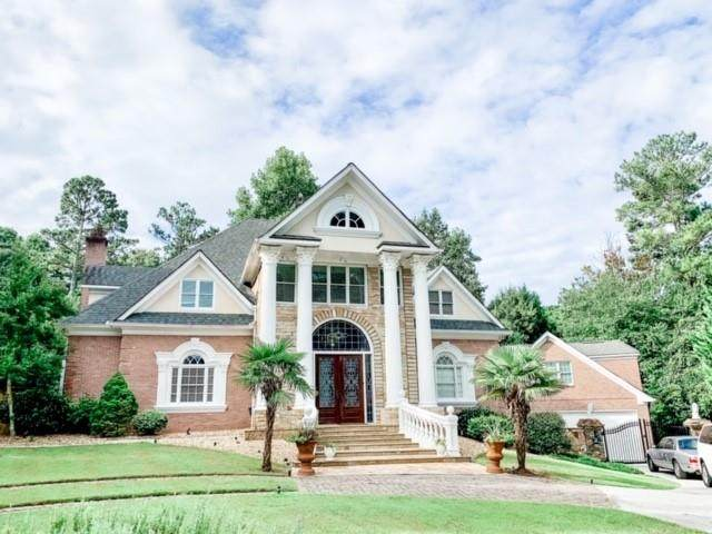 3870 River Mansion Drive, Peachtree Corners, GA 30096 (MLS #6752137) :: The Cowan Connection Team