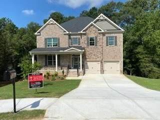 1128 Great Glen Way, Lawrenceville, GA 30045 (MLS #6752649) :: North Atlanta Home Team