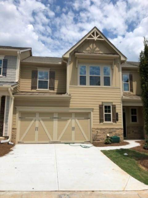 5187 Brinden Mill Drive, Peachtree Corners, GA 30092 (MLS #6752692) :: Keller Williams Realty Cityside