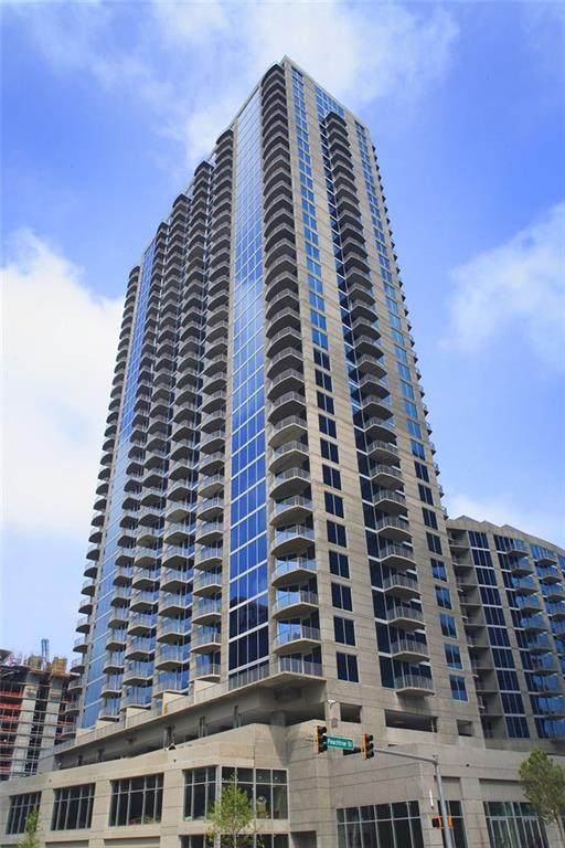 400 W Peachtree Street NW #2612, Atlanta, GA 30308 (MLS #6756106) :: North Atlanta Home Team