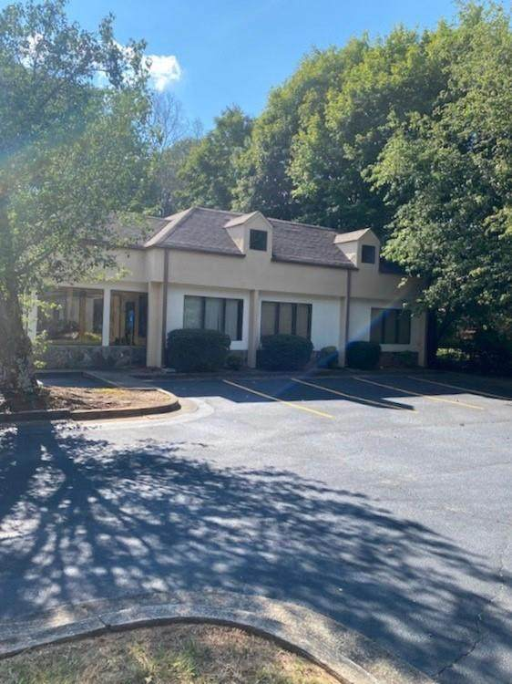 2601 Salem Road, Conyers, GA 30013 (MLS #6757034) :: The North Georgia Group