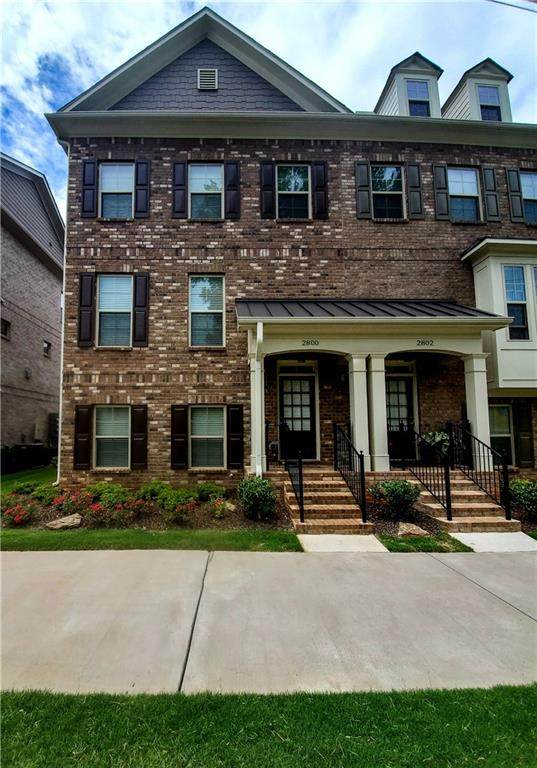 2800 Fullers Alley, Kennesaw, GA 30144 (MLS #6757337) :: Kennesaw Life Real Estate