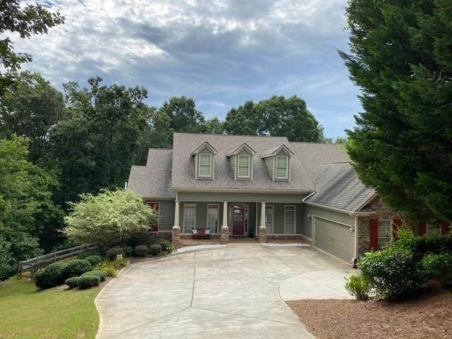 148 Copper Hills Drive, Canton, GA 30114 (MLS #6757605) :: North Atlanta Home Team