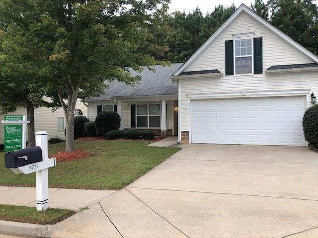 369 Hunterian Place, Newnan, GA 30265 (MLS #6761513) :: North Atlanta Home Team