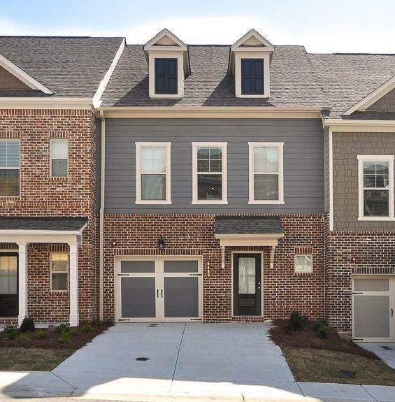 1570 Ridgebrook Down Way SE #85, Mableton, GA 30126 (MLS #6764194) :: The Butler/Swayne Team