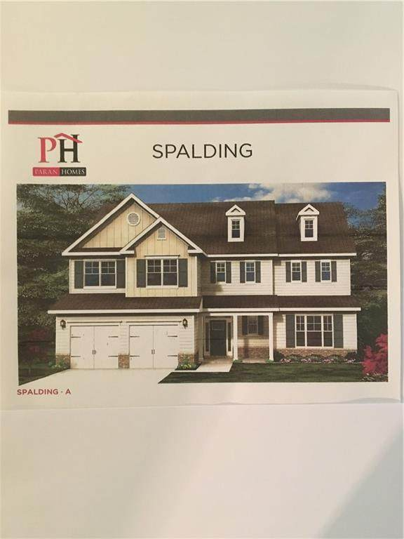 2829 Blandwood Drive, Marietta, GA 30064 (MLS #6764429) :: Tonda Booker Real Estate Sales