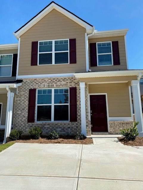 6129 Rockaway Road #127, Atlanta, GA 30349 (MLS #6768261) :: North Atlanta Home Team