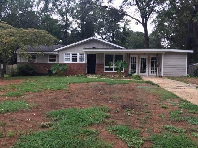 153 Melinda Way SE, Smyrna, GA 30082 (MLS #6773285) :: North Atlanta Home Team