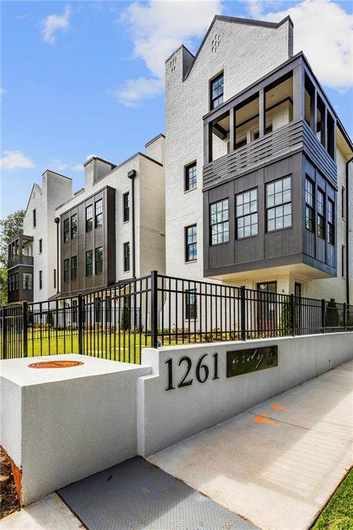 1261 Virginia Avenue NE #3, Atlanta, GA 30306 (MLS #6773296) :: Good Living Real Estate