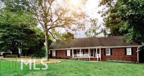2301 Sharon Court SE, Conyers, GA 30013 (MLS #6774106) :: North Atlanta Home Team