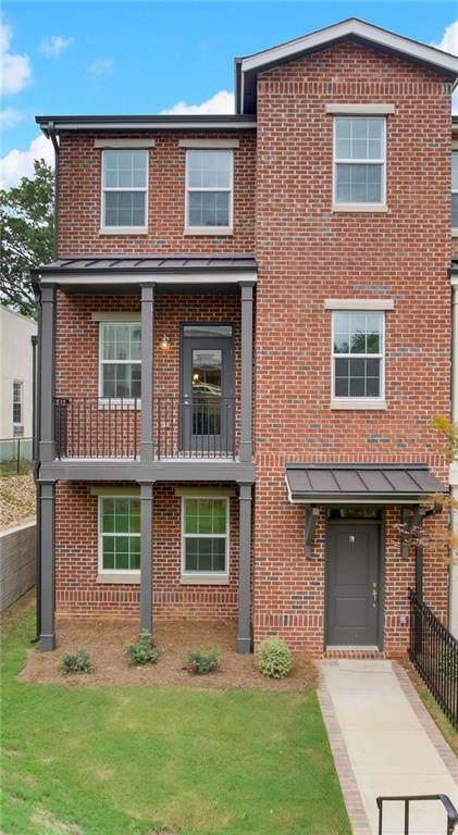 1777 Temple Avenue I, College Park, GA 30337 (MLS #6778965) :: The Butler/Swayne Team