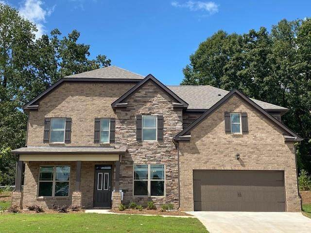 535 Rose Hill Lane, Lawrenceville, GA 30044 (MLS #6780907) :: The Cowan Connection Team