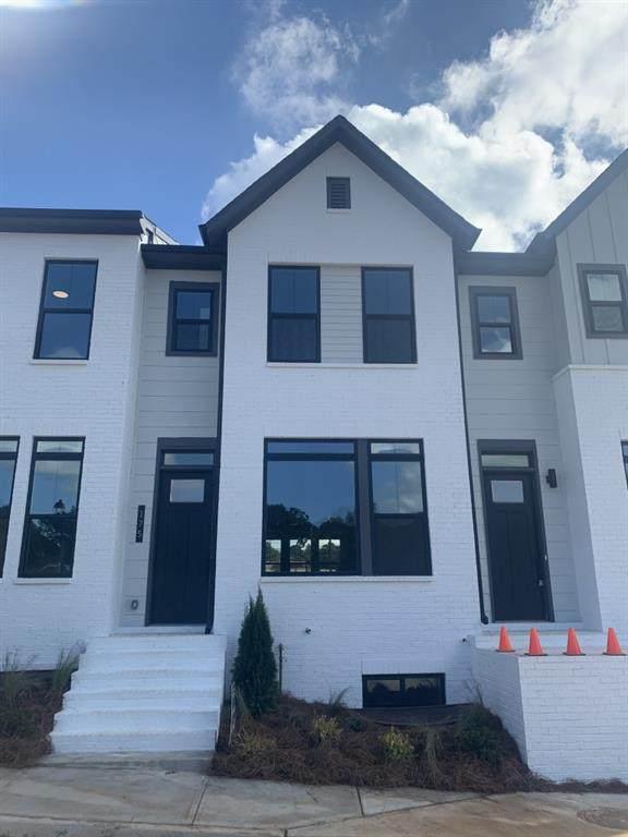 175 Birchmore Drive #20, Sandy Springs, GA 30350 (MLS #6781775) :: North Atlanta Home Team