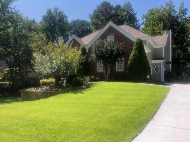1188 Larson Lane SW, Marietta, GA 30064 (MLS #6782267) :: RE/MAX Paramount Properties