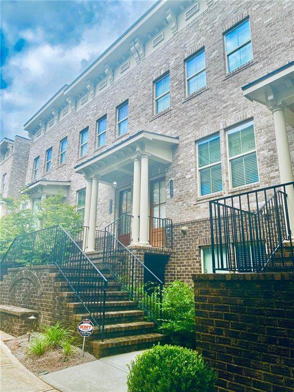 1242 Virginia Court, Atlanta, GA 30306 (MLS #6784561) :: RE/MAX Paramount Properties