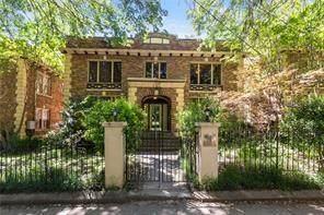 1100 Piedmont Avenue #3, Atlanta, GA 30309 (MLS #6788475) :: Vicki Dyer Real Estate