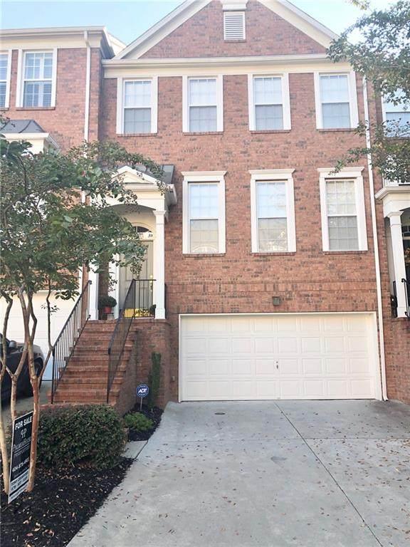 4889 Payson Terrace SE #25, Atlanta, GA 30339 (MLS #6790604) :: The Butler/Swayne Team