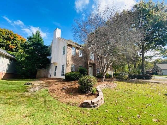 155 Greenmont Circle, Alpharetta, GA 30009 (MLS #6793024) :: Tonda Booker Real Estate Sales