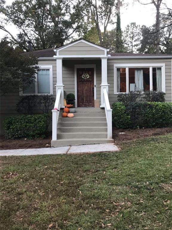 1317 Arnold Avenue NE, Atlanta, GA 30324 (MLS #6795118) :: North Atlanta Home Team