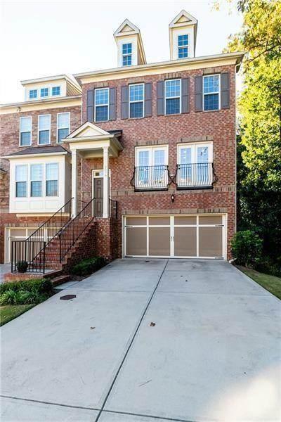 3576 Seymour Drive, Brookhaven, GA 30319 (MLS #6796437) :: North Atlanta Home Team