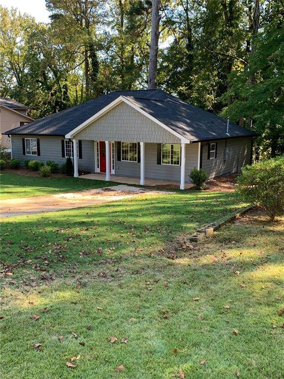 3033 Lindon Lane, Decatur, GA 30033 (MLS #6797621) :: Keller Williams