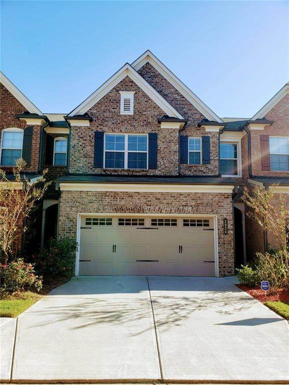2024 Wheylon Drive, Lawrenceville, GA 30044 (MLS #6799131) :: Rock River Realty