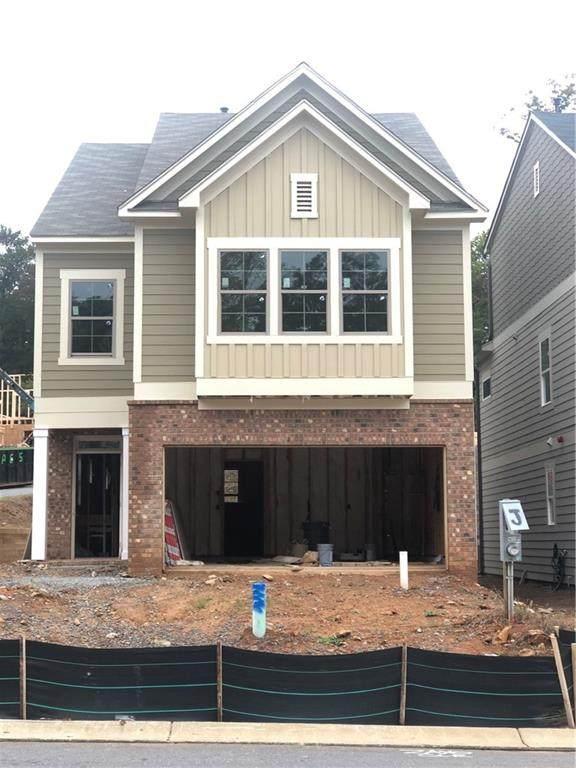 630 Crosshaven Drive, Marietta, GA 30066 (MLS #6800628) :: North Atlanta Home Team