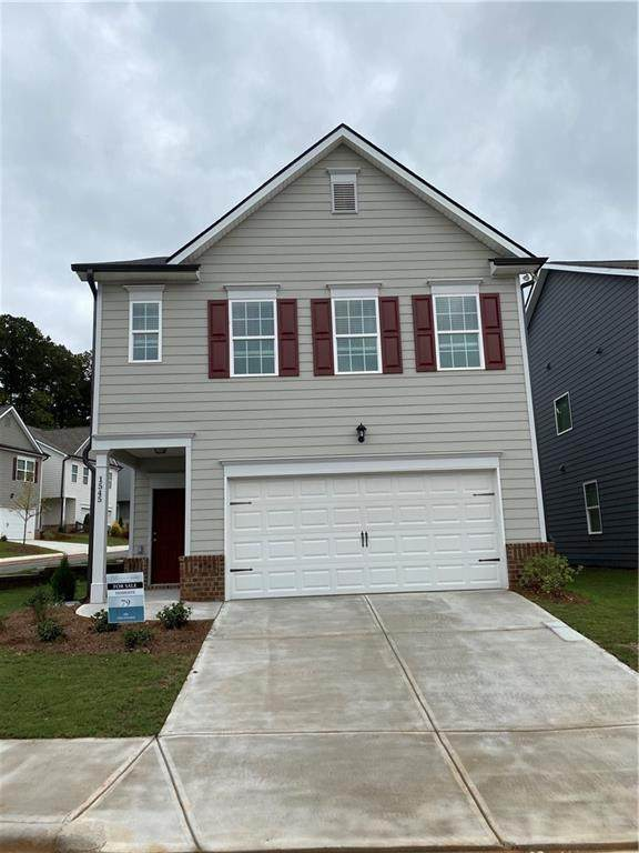 1545 Bassett Street, Stone Mountain, GA 30083 (MLS #6800634) :: Thomas Ramon Realty