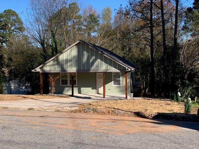 2884 1st Avenue SW, Atlanta, GA 30315 (MLS #6801149) :: North Atlanta Home Team