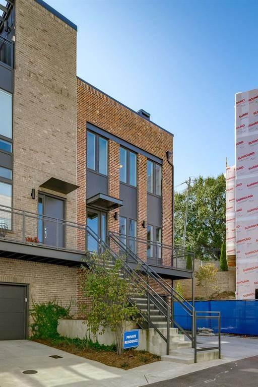 1309 Chelsea Circle #62, Atlanta, GA 30318 (MLS #6802890) :: Good Living Real Estate