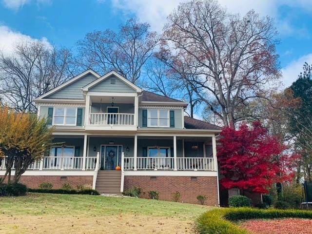 1195 Bridgewater Walk, Snellville, GA 30078 (MLS #6805595) :: North Atlanta Home Team