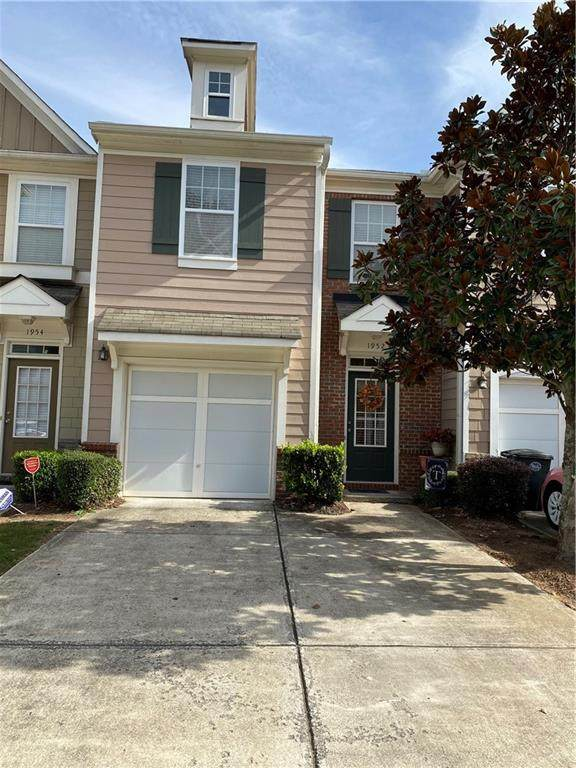 1952 Lakeshore Overlook Circle NW, Kennesaw, GA 30152 (MLS #6805663) :: The Cowan Connection Team