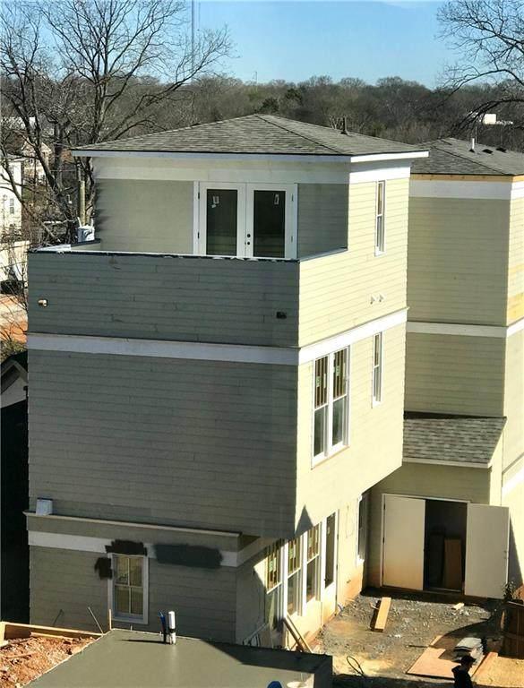 698 Arcos Way SE #91, Atlanta, GA 30315 (MLS #6805847) :: Oliver & Associates Realty
